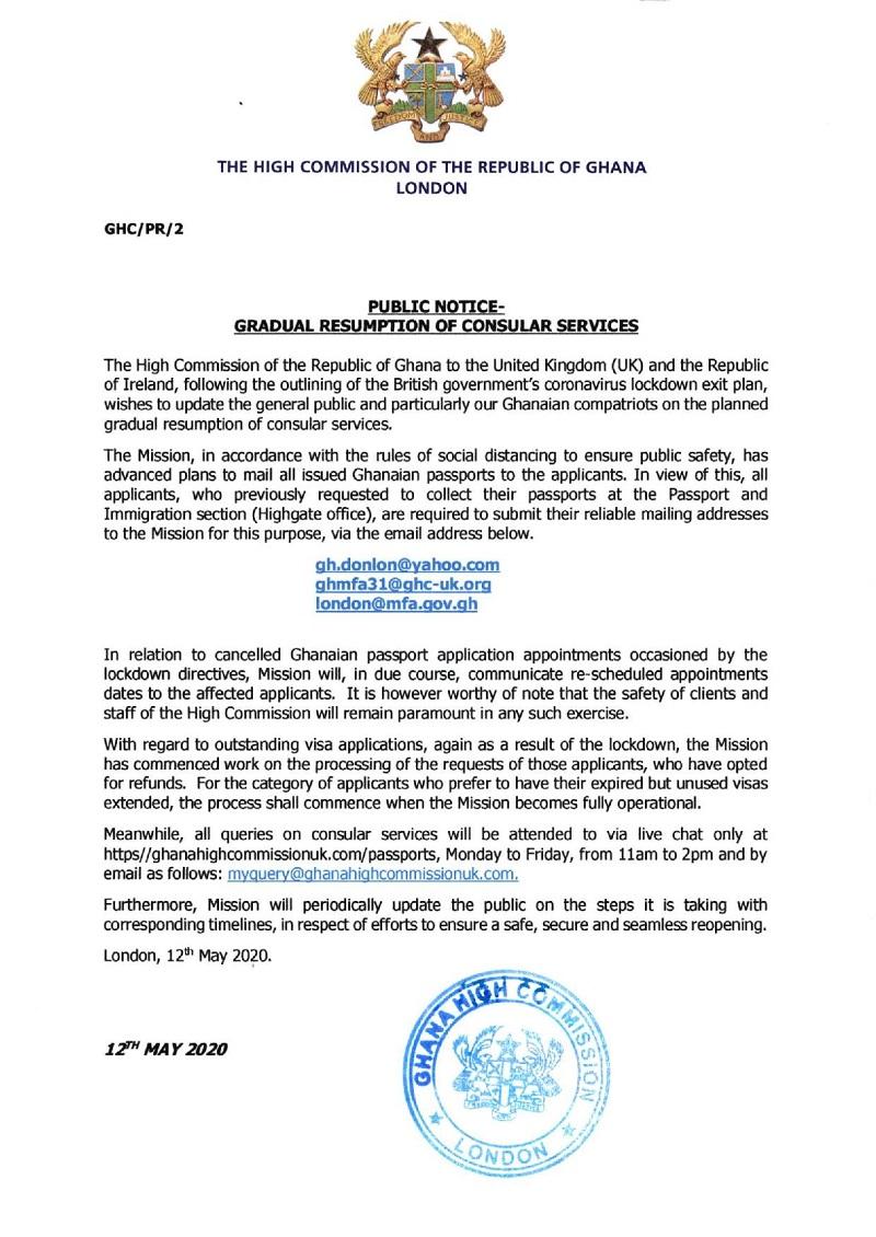 20200512224356PMPUBLICNOTICEONGRADUALRESUMPTIONOFDUTY-GHANAHIGHCOMMISSIONUK.jpg
