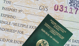 Visa & Passport Application